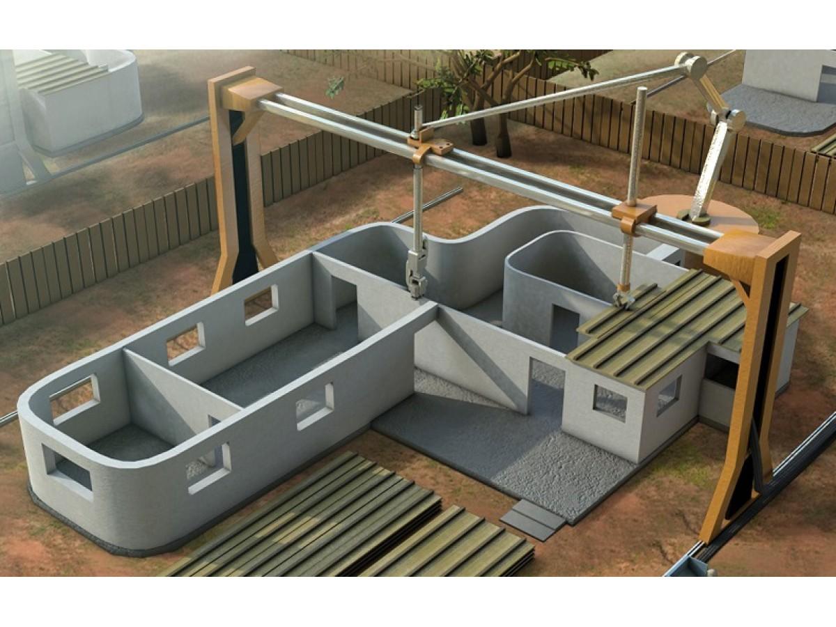 3D печать домов